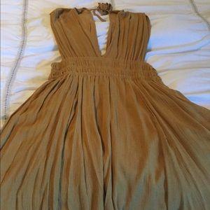 Fabrick dress nwot