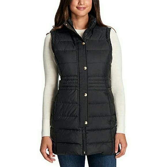 f2a56901558 Weatherproof Jackets & Coats   Womens Long Down Fill Puffer Vest ...