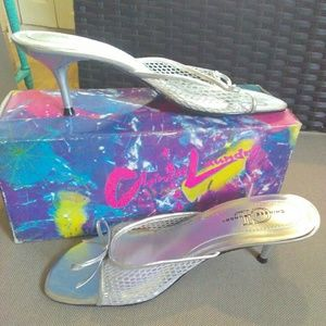 New in box chinese laundry sandals
