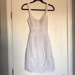 Super cute Little White Dress