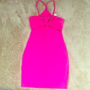 LA Pink Dress