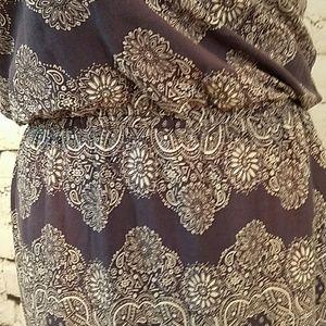 BLL New York Dresses - BLK New York maxi dress sz Lg
