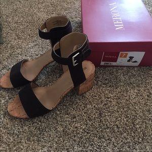 Merona talia heel sandal