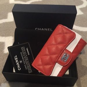 Brand new Chanel cardholders