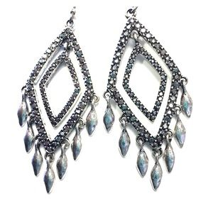 Lucky Brand Diamondback Earrings