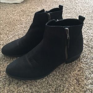 Lauren Ralph Lauren Shira leather bootie