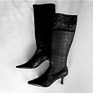 NEW 🎁SALE BCBG Knee High Quilted Cassidy Boots 6M