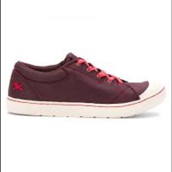mozo maven non slip kitchen shoe nwt sz 8 wine - Non Slip Kitchen Shoes