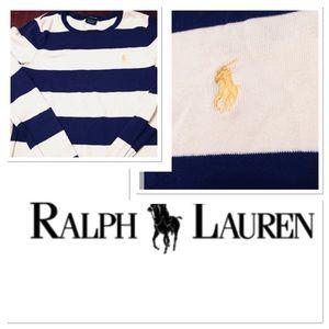 Ralph Lauren Sport light weight sweater size M