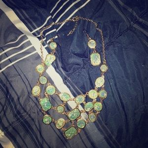 Necklace and Earrings Bundle