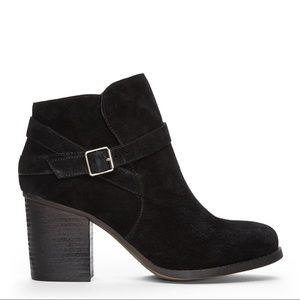 """Chinese Laundry """"Bubble"""" Black Booties"""