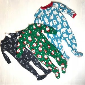 Other - Toddler Footed Pajamas