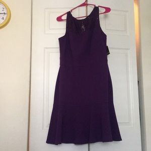 New with tags purple Dress from Taylor dresses