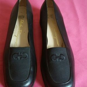 Salvatore Ferragammo Flats Size 7.5/8