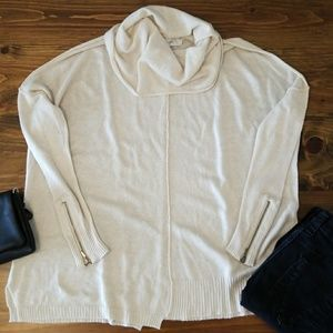 RD Style tunic sweater