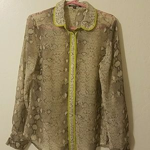 Gianni Bini blouse
