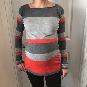 Pea in the Pod maternity striped sweater