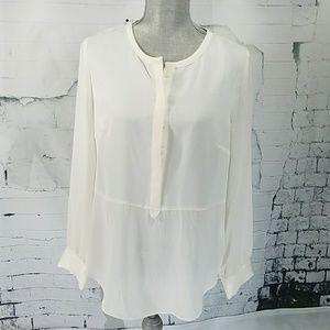 NWT Metaphor white blouse