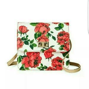 New Girls' Disney Beauty & the Beast Rose Handbag