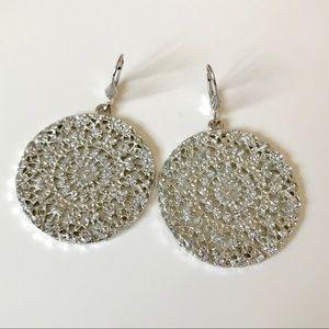 EXPRESS Silver Earrings