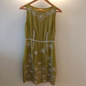 Catherine Malandrino silk chiffon dress. Size 4