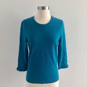 Kate Spade Arianna Bow Sleeve Cashmere Sweater!
