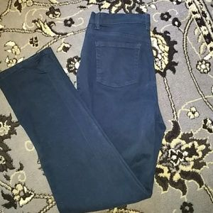 NWOT - Gloria Vanderbilt Teal Jeans