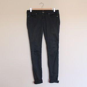 Hurley Black '81 Skinny Legging Jeans