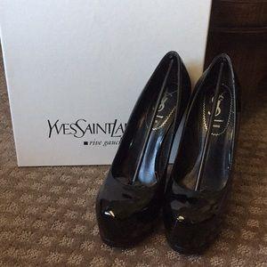 YSL Black Pump size 36