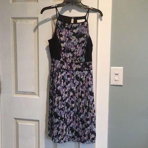 Brand new Jessica Simpson accordion pleat dress