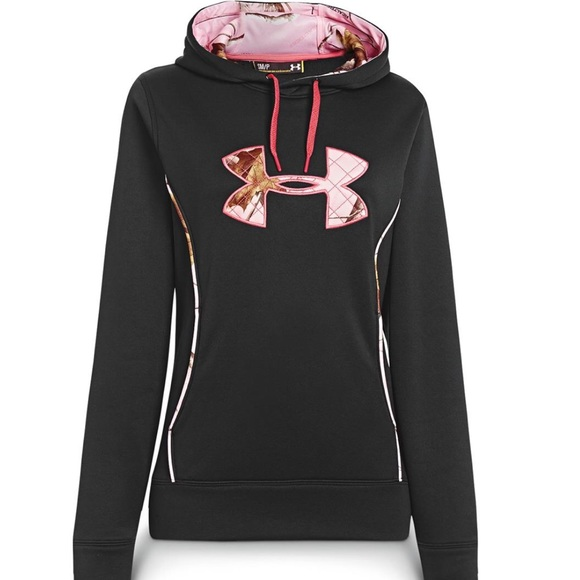 under armour sweatshirt womens