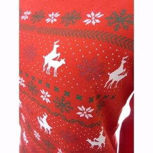 Spencers Sweaters Ugly Christmas Sweater Humping Reindeer Poshmark