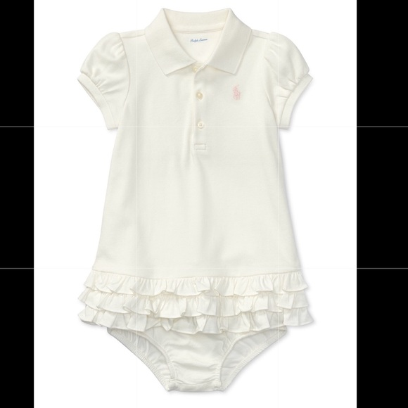 ad534abb6 New Baby Girl Ralph Lauren Polo Dress Set. M_5a2ae2742599fe5b9a033a40