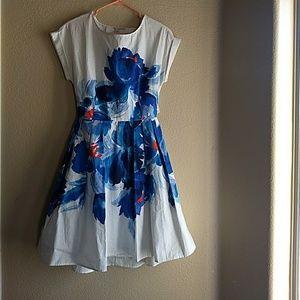 Halogen dress