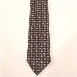 Like-new Brooks Brothers Silk Butterfly Tie