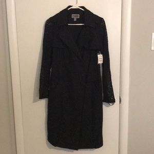 NWT Black Jacket-Dress from Nordstrom