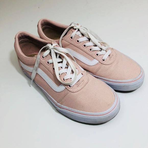 53edc66b18 Vans Old Skool Shoes Pink Size 9