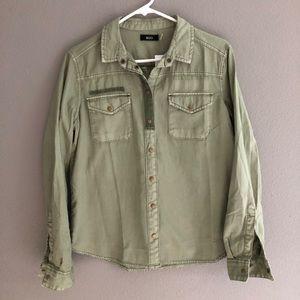 Urban Outfitter utility shirt jacket
