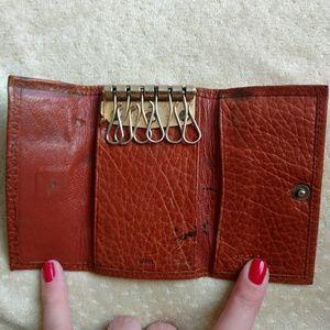VINTAGE Ralph Lauren Key Wallet