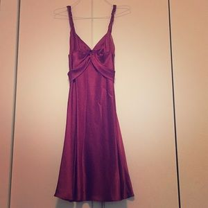 ABS Silky Cocktail Dress in Size 10