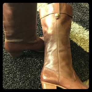 Coach boots 80.00