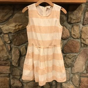 Gap striped dress - size 0