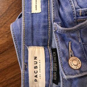 Ultra Super Stretch Pacsun Jeans