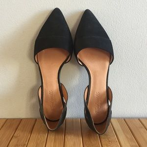Madewell - The d'orsay Flat NWOB
