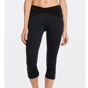 NWT WORKOUT CAPRI LEGGINGS