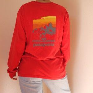 Patagonia Long Sleeve Top
