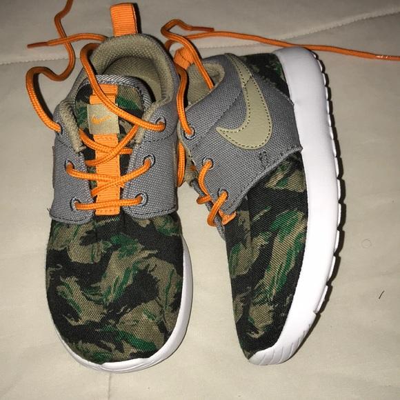 Nike Shoes   Nwt Boys Camo Nike Shoes