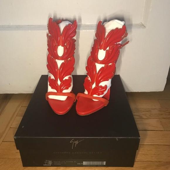 4630c33e0ff01 Giuseppe Zanotti Shoes   Giuseppe Cruel Summer Size 8   Poshmark