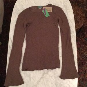 Sweaters - NWT Bell sleeve sweater
