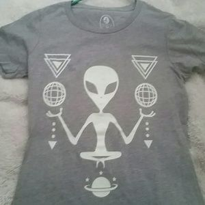 Alien top glow